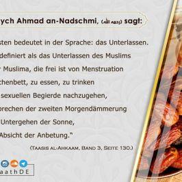 Aussagen der Salaf #08